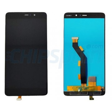 Ecrã Tátil Completo Xiaomi Mi 5S Plus Preto