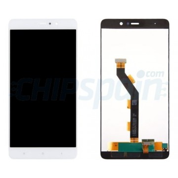 Pantalla Xiaomi Mi 5S Plus Completa Blanco