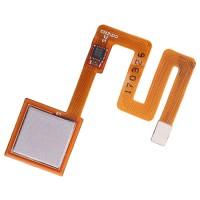 Botón Home con Flex Xiaomi Redmi Note 4 Plata