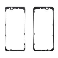 LCD Screen Moldura Frontal Xiaomi Mi 6X / Mi A2 Preto