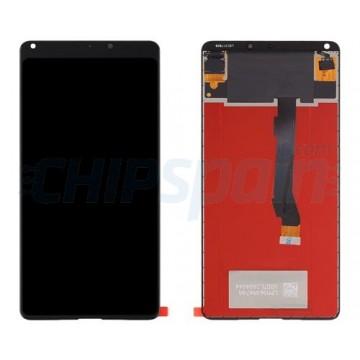 Ecrã Tátil Completo Xiaomi Mi Mix 2S Preto