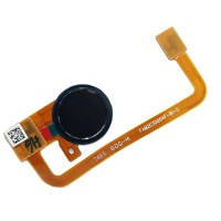 Full Home Button Flex Sony Xperia XA2 H3113 Black
