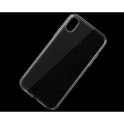 Funda iPhone X iPhone XS Ultra-Fina de TPU Transparente