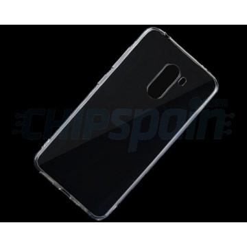 Funda Xiaomi Pocophone F1 Ultra-Fina de TPU Transparente