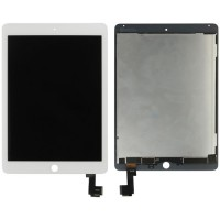 Ecrã Tátil Completo iPad Air 2 Branco