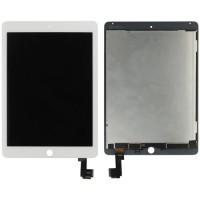 LCD Screen + Touch Screen Digitizer iPad Air 2 White
