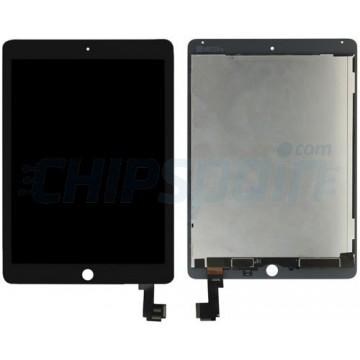 Ecrã Tátil Completo iPad Air 2 Preto
