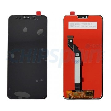 LCD Screen and Digitizer Full Assembly Xiaomi Mi 8 Lite Black