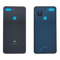Tapa Trasera Batería Xiaomi Mi 8 Lite Negro