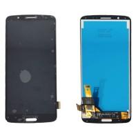 Ecrã Tátil Completo Lenovo / Motorola Moto G6 Plus Preto
