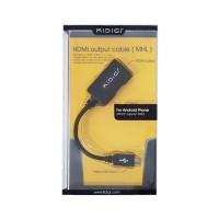 Adaptador MHL Micro USB a HDMI Android e iPhone