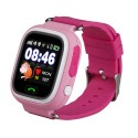 Smartwatch GPS Clock with Locator for Children Pink