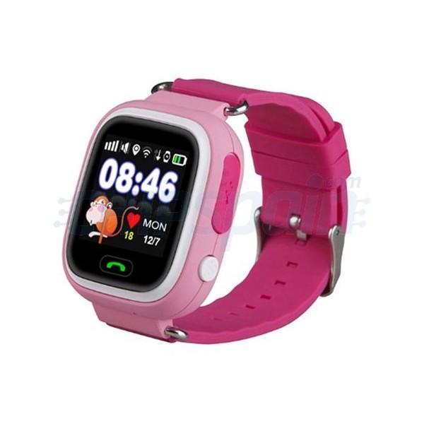 Bajo mandato Legibilidad Diez años  ▷ Reloj GPS con Localizador para Niños SmartWatch Rosa