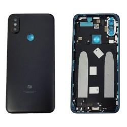 Carcasa Trasera Xiaomi Mi 6X / Mi A2 Negro