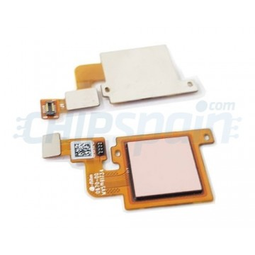Full Home Button Flex Xiaomi Mi 5X / Mi A1 Rose Gold
