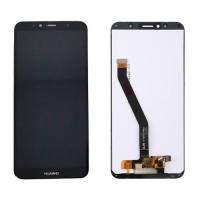 Ecrã Tátil Completo Huawei Y6 2018 Preto