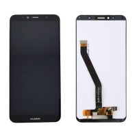 LCD Screen + Touch Screen Huawei Y6 2018 Black