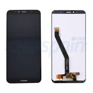 Ecrã Tátil Completo Huawei Y6 2018 / Honor 7A Preto