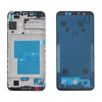Front Frame LCD Screen Huawei Y6 2018 Black