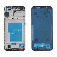 LCD Screen Moldura Frontal Huawei Y6 2018 Preto