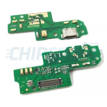 Charging Port and Microphone Ribbon Flex Cable Replacement Huawei P9 Lite