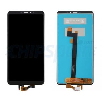 Ecrã Tátil Completo Xiaomi Mi Max 3 Preto