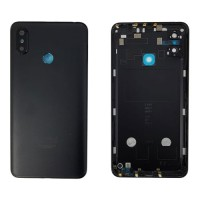 Tapa Trasera Batería Xiaomi Mi Max 3 Negro