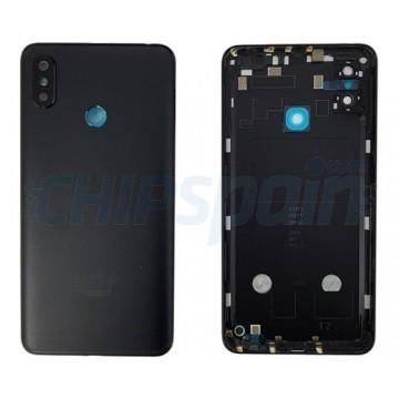 Tampa Traseira Bateria Xiaomi Mi Max 3 Preto