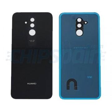 Tapa Trasera Batería Huawei Mate 20 Lite Negro