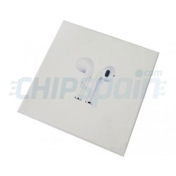 Auriculares Earpods Inalambricos Bluetooth Devia Premium Blanco