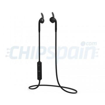 Auriculares Desportivos Bluetooth Preto