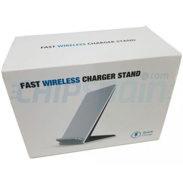 Base Carga Rápida Inalambrica W3 Smartphone Premium