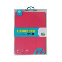 """Leather Case iPad 9.7"""" Devia Premium Rose"""