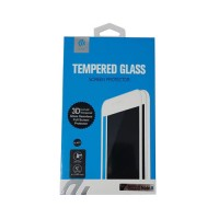 Screen Protector Tempered Glass Samsung Galaxy Note 8 Black Devia Premium