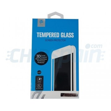 Screen Protector Tempered Glass Samsung Galaxy Note 8 Black Devia Premium