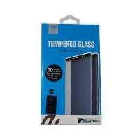 Screen Protector Tempered Glass Samsung Galaxy Note 9 Black Devia Premium