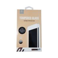 Protector Pantalla Cristal Templado iPhone 7 iPhone 8 Blanco Devia Premium