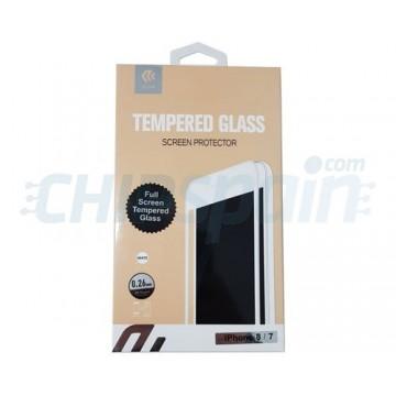 Protetor de tela Vidro temperado iPhone 7 iPhone 8 iPhone SE 2020 Branco Devia Premium
