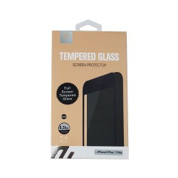 Protector Pantalla Cristal Templado iPhone 7 Plus iPhone 8 Plus Negro Devia Premium