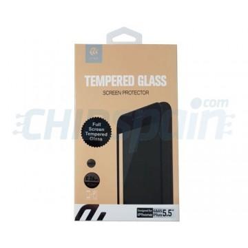 Screen Protector Tempered Glass iPhone 6 Plus iPhone 6S Plus White Devia Premium