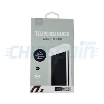 Protetor de tela Vidro temperado iPhone 6 Plus iPhone 6S Plus Preto Devia Premium