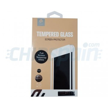 Screen Protector Tempered Glass iPhone 6 iPhone 6S Black Devia Premium
