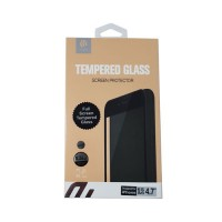 Screen Protector Tempered Glass iPhone 6 iPhone 6S White Devia Premium