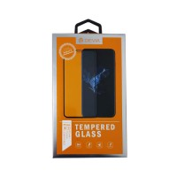 Protetor de tela Vidro temperado iPhone XR Preto Devia Premium