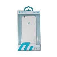 Funda iPhone 6S iPhone 6 Silicona Transparente Devia Premium