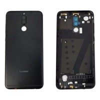 Tampa Traseira Bateria Huawei Mate 10 Lite Preto