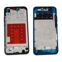 Marco Frontal Pantalla LCD Huawei P20 Lite Negro