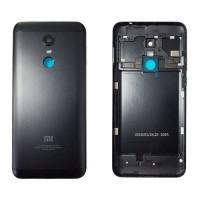 Tampa Traseira Bateria Xiaomi Redmi 5 Plus / Redmi Note 5 Preto