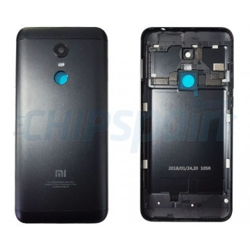 Tapa Trasera Batería Xiaomi Redmi 5 Plus / Redmi Note 5 Negro
