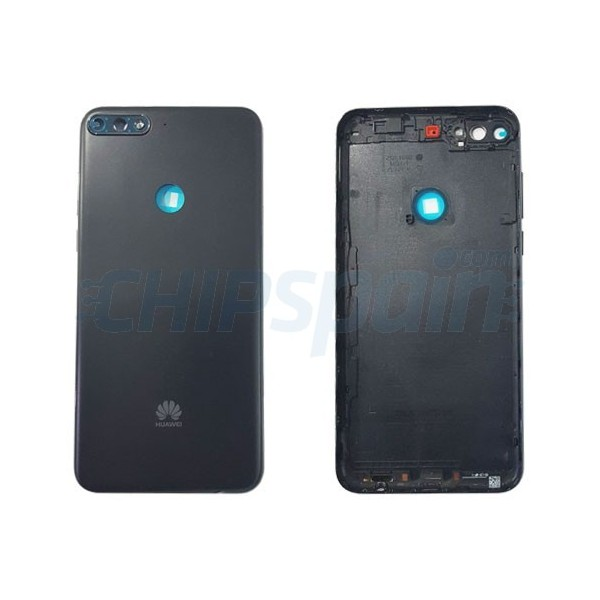 Battery Back Cover Huawei Y7 2018 LDN-L21 Black